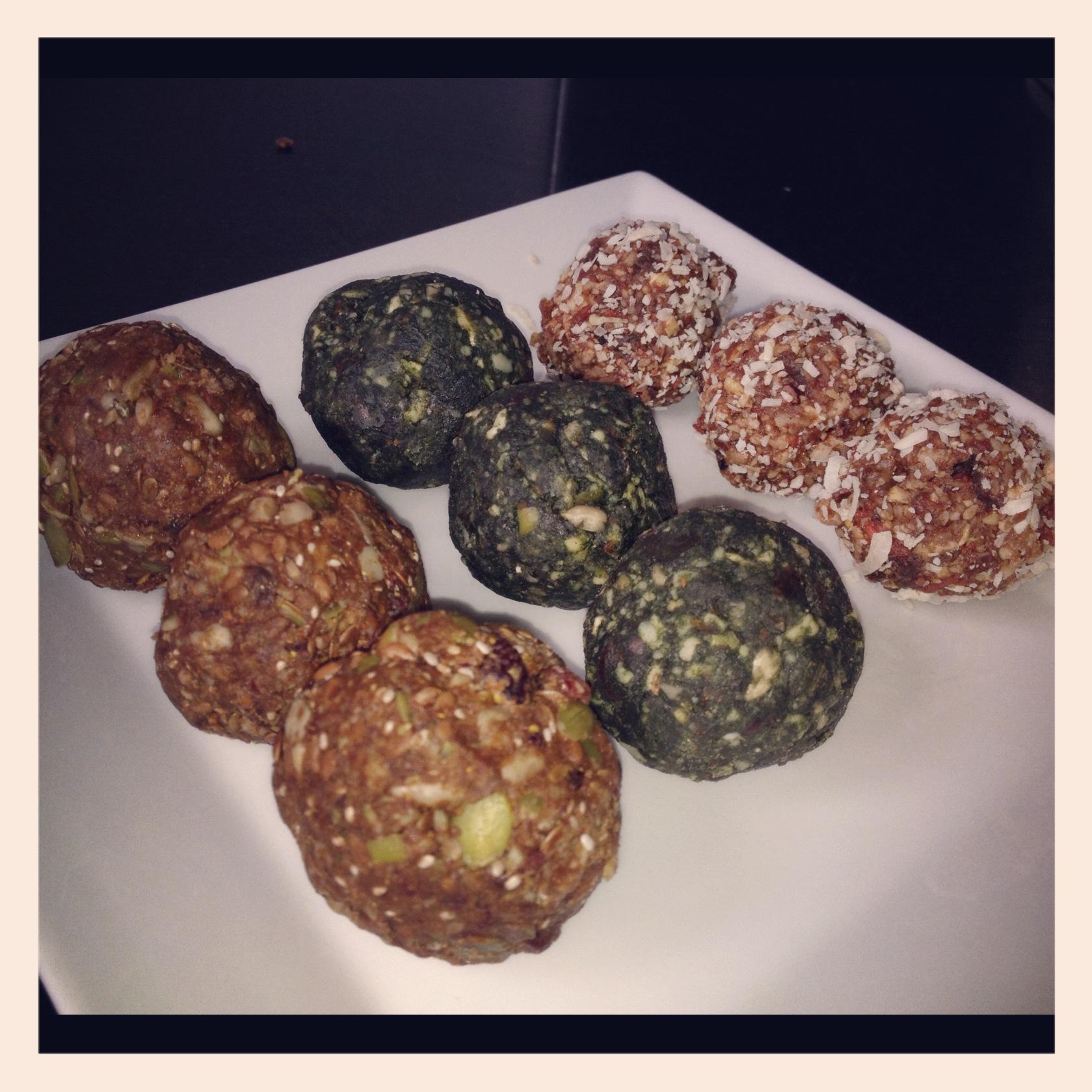 Paleo Protein ball recipes | drmichelleronan